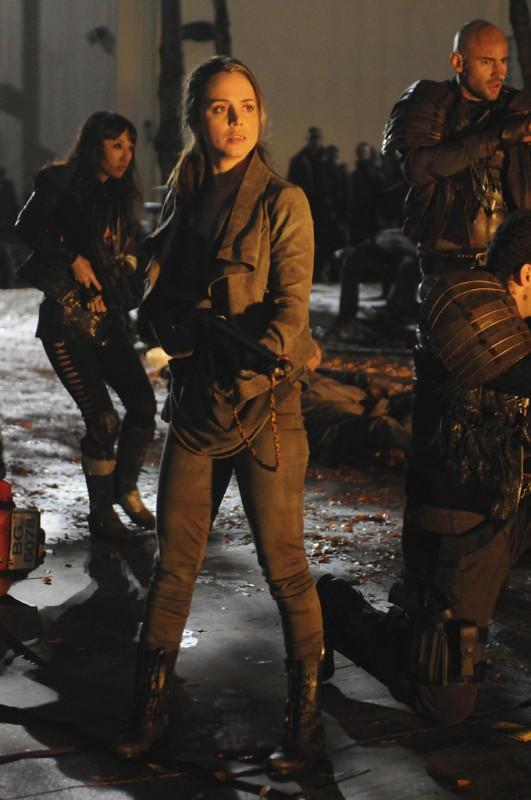 Dollhouse: Eliza Dushku nell'episodio Epitaph Two: Return