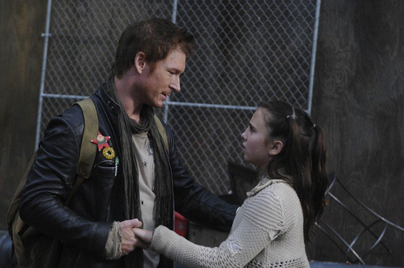 Dollhouse: Zack Ward ed Adair Tishler nell'episodio Epitaph Two: Return