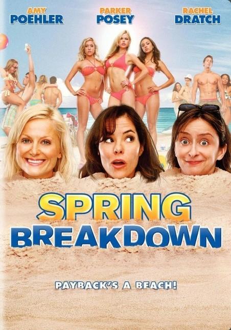 La locandina di Spring Breakdown