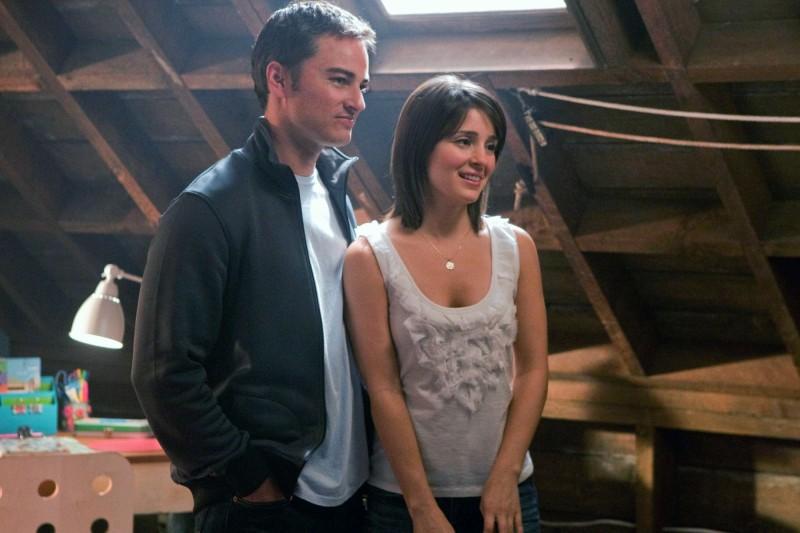 Life UneXpected: Kerr Smith e Shiri Appleby nell'episodio Home Inspected