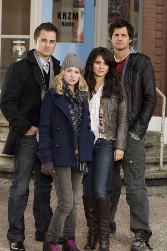 Life UneXpected: una foto promozionale del cast della serie