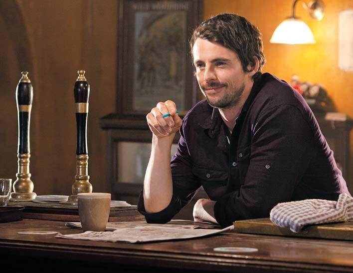 Matthew Goode in una scena del film Leap Year