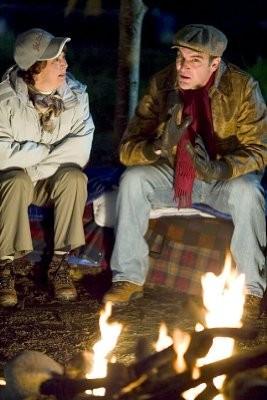 Dead Like Me: Mandy Patinkin e Christine Willes in una scena della serie