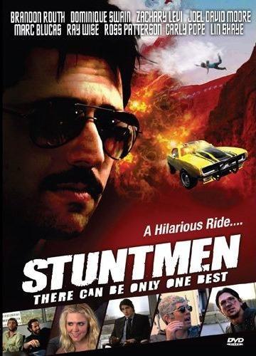 La locandina di Stuntmen