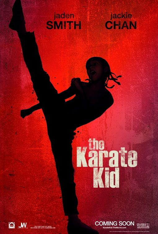 La locandina di The Karate Kid