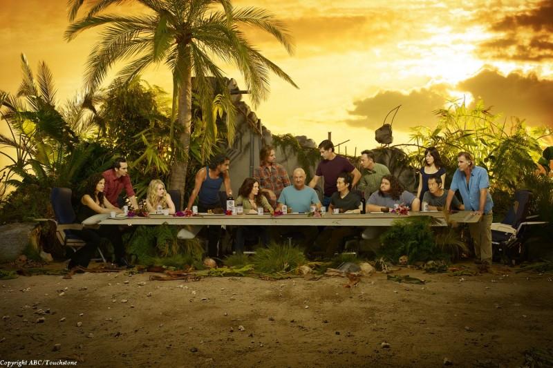 Lost: la foto promozionale per la stagione 6 ispirata a L'ultima cena