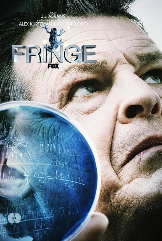 Character Poster sul personaggio di John Noble per la Stagione 2 di Fringe