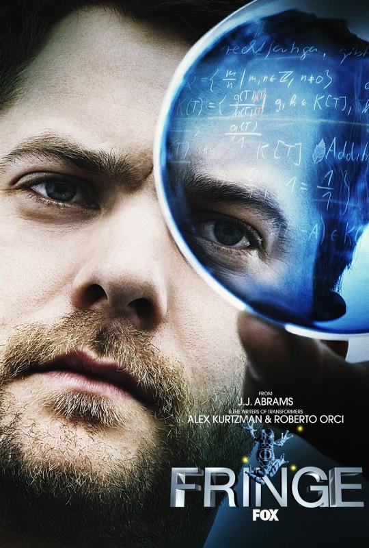 Character Poster sul personaggio di Joshua Jackson per la Stagione 2 di Fringe