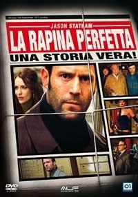 La copertina di La rapina perfetta (dvd)