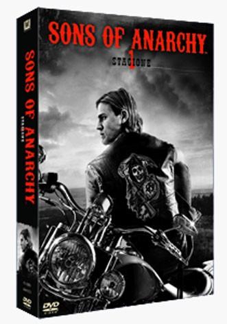 La copertina di Sons of Anarchy (dvd)