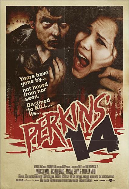 La locandina di Perkins '14