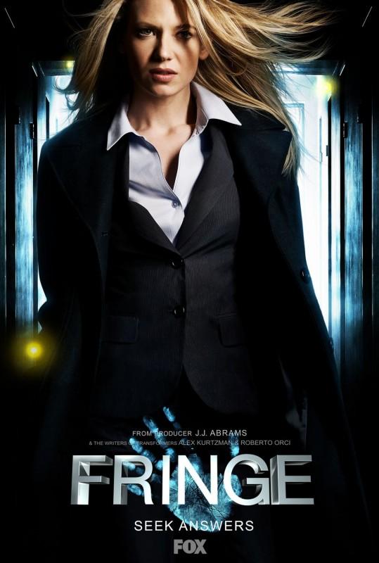 Nuovo Character Poster sul personaggio di Anna Torv per la Stagione 2 di Fringe