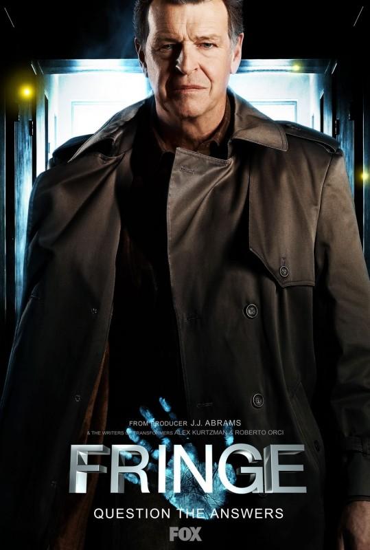 Nuovo Character Poster sul personaggio di John Noble per la Stagione 2 di Fringe
