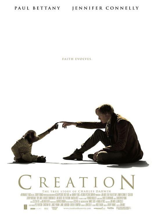 Nuovo poster per Creation