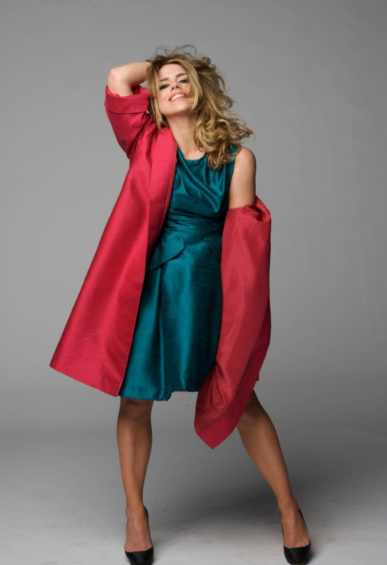 Billie Piper in una immagine promozionale della stagione 3 di Diario di una squillo perbene