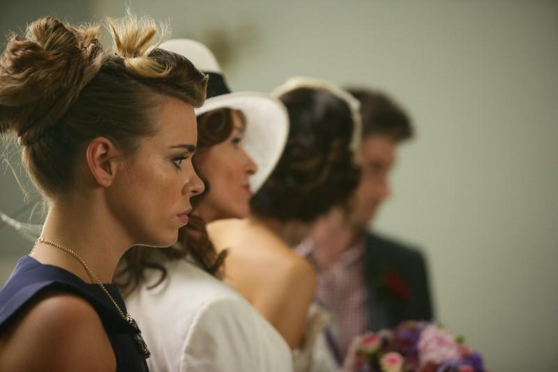 Billie Piper nella stagione 3 di Diario di una squillo perbene