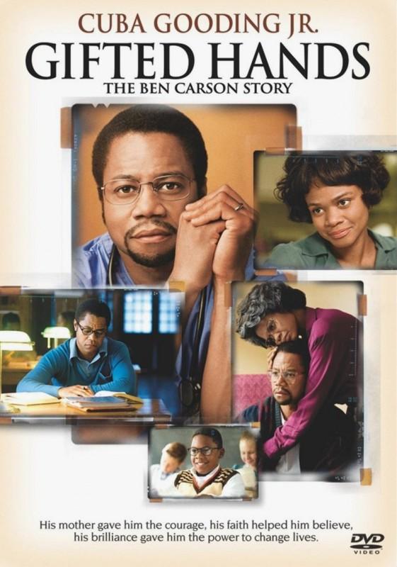 La locandina di Gifted Hands: The Ben Carson Story