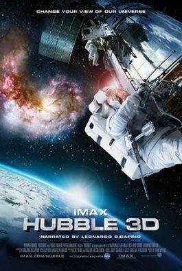 La locandina di IMAX: Hubble 3D