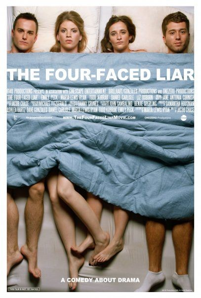 La locandina di The Four-Faced Liar