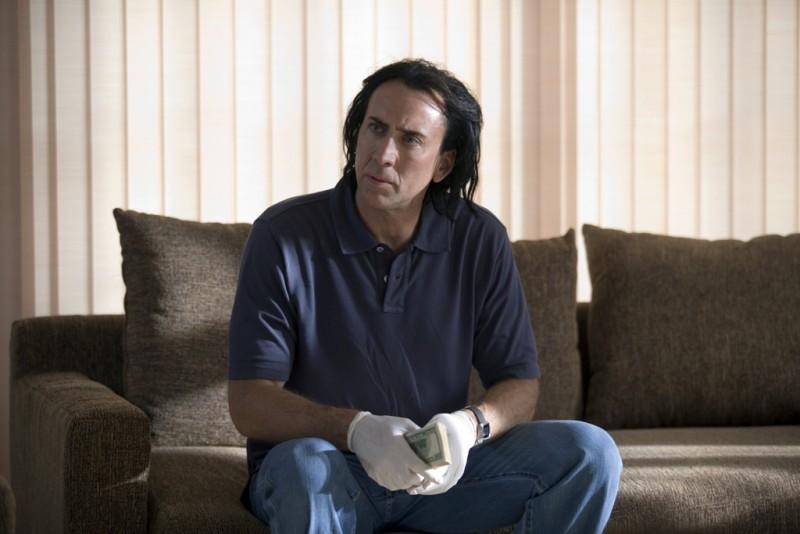 Nicolas Cage in un'immagine tratta dal film Bangkok Dangerous