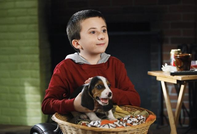 The Middle: Atticus Shaffer nell'episodio The Jeans