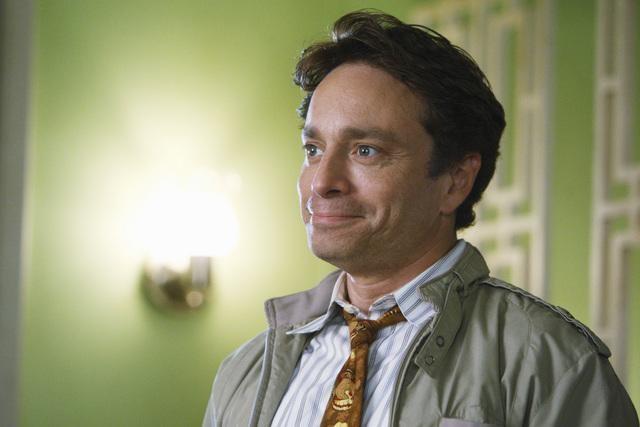 The Middle: Chris Kattan nell'episodio Thanksgiving