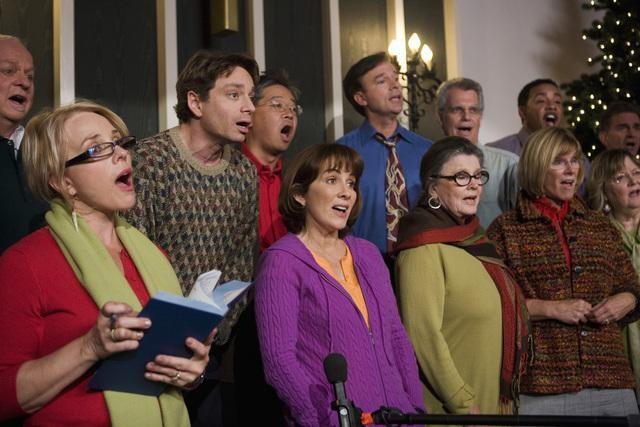 The Middle: Patricia Heaton in una scena dell'episodio Christmas