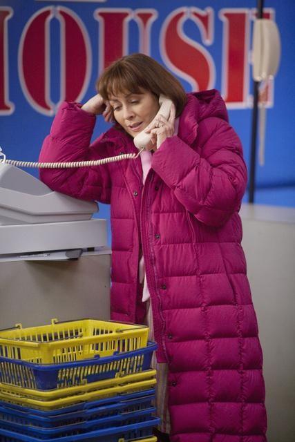 The Middle: Patricia Heaton in una scena dell'episodio The Yelling