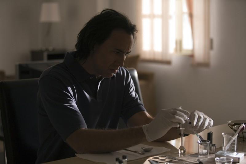 Un'immagine di Nicolas Cage tratta dal film Bangkok Dangerous