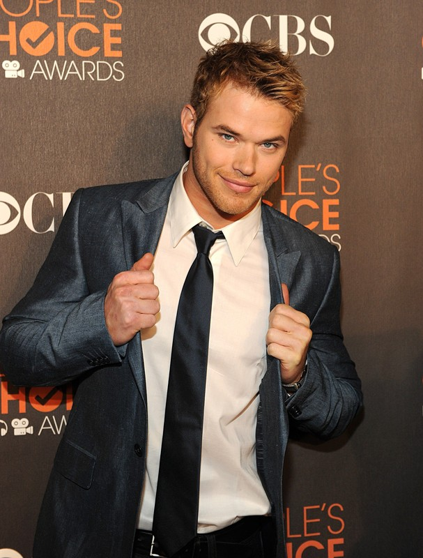 Kellan Lutz ai People's Choice Awards 2010