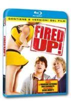 La copertina di Fired Up (blu-ray)