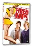 La copertina di Fired Up (dvd)