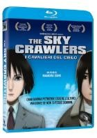 La copertina di The Sky Crawlers - I Cavalieri del Cielo (blu-ray)
