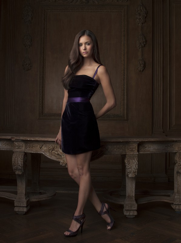 Una nuova immagine della bella Elena (Nina Dobrev) per la prima stagione di The Vampire Diaries