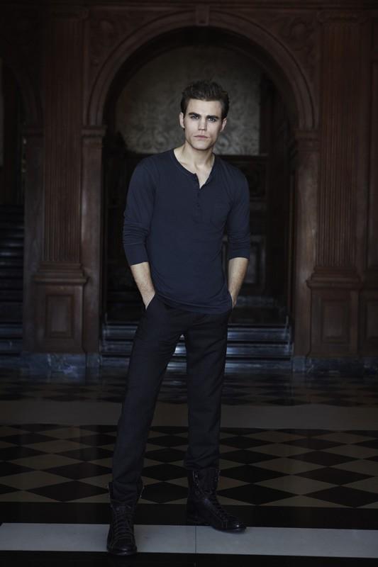 Una nuova immagine di Stefan (Paul Wesley) per la prima stagione di The Vampire Diaries