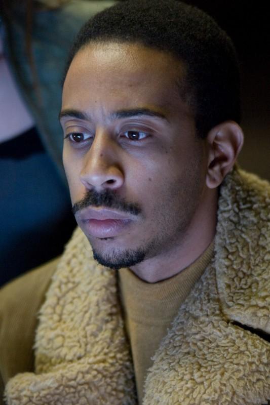Chris Ludacris Bridges in un'immagine del film Gamer