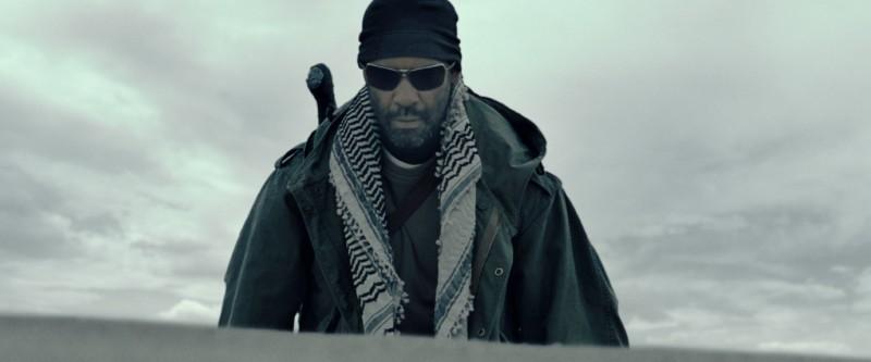 Denzel Washington in un'immagine tratta dal film Codice Genesi