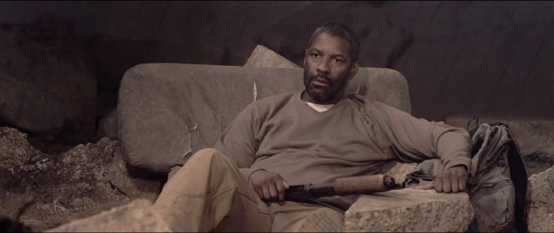 Denzel Washington, protagonista di Codice Genesi