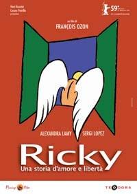 La copertina di Ricky (dvd)