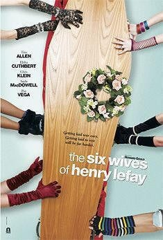 La locandina di The Six Wives of Henry Le Fay