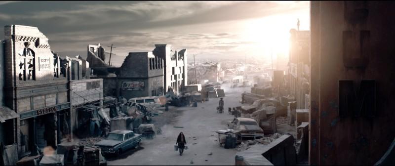 Un'immagine di speranza tratta dal film Codice Genesi