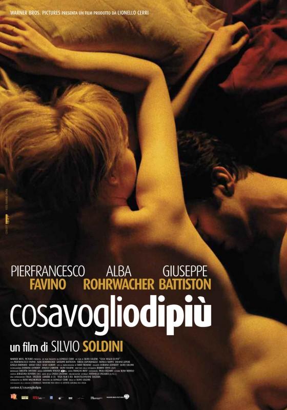 Il poster di Cosa voglio di più diretto da Silvio Soldini