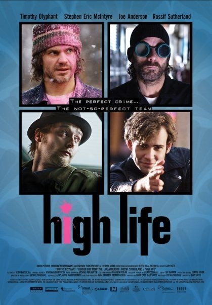 Nuovo poster per High Life