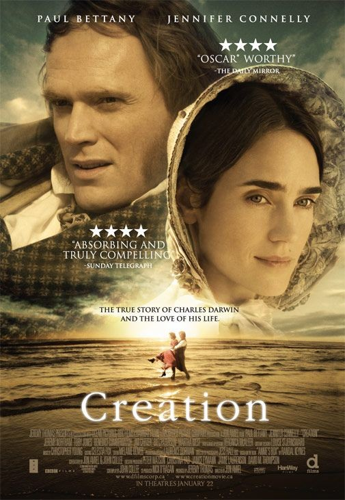 Poster canadese per Creation
