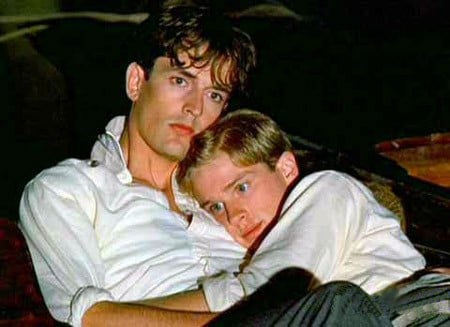 Rupert Everett con Cary Elwes in Another Country