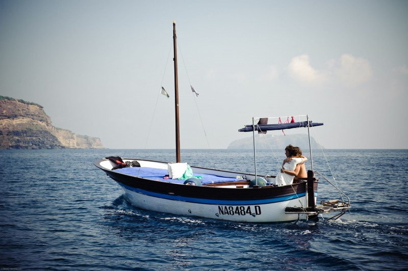Un'immagine del film Sul mare di Alessandro D'Alatri