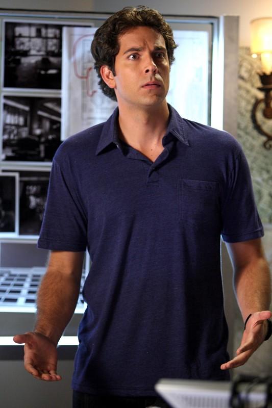 Chuck: Zachary Levi nell'episodio Chuck Vs. The Three Words