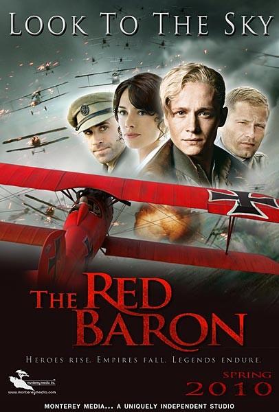 Nuova locandina di The Red Baron
