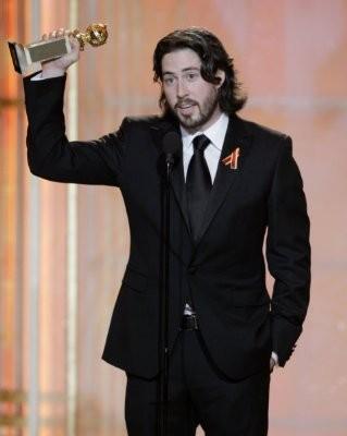 Jason Reitman vince il premio per la miglior sceneggiatura per Tra le nuvole ai Golden Globes 2010