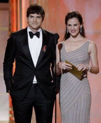 Jennifer Garner ed Ashton Kutcher